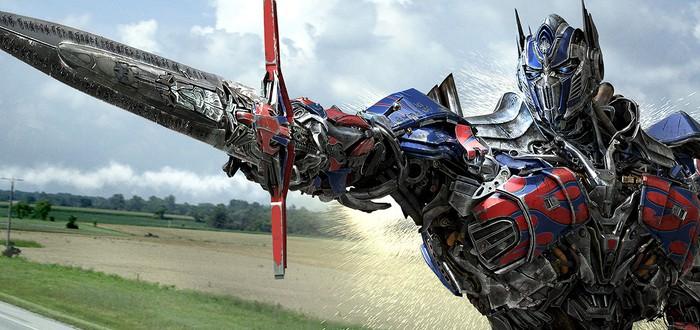 Transformers: Age of Extinction стал самым прибыльным фильмом в истории Китая