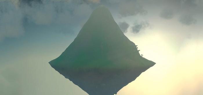 Симулятор горы выйдет в Steam
