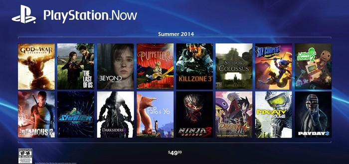 игры купленные в PSN, будут доступны бесплатно в PS Now
