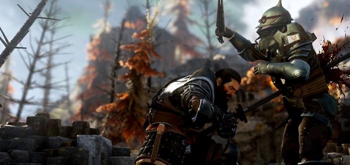 Еще 14 минут геймплея Dragon Age: Inquisition