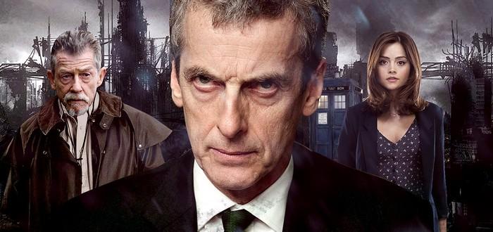 Премьерный эпизод восьмого сезона Doctor Who появился в сети