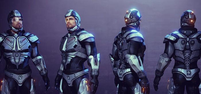 О Mass Effect 4 расскажут на Comic-Con 2014