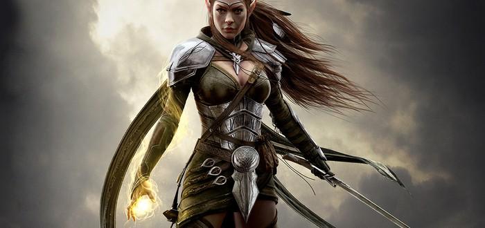 Elder Scrolls Online выходит в Steam