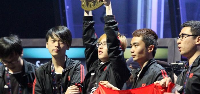 Китайцы Newbee увезли домой $5 миллионов с The International