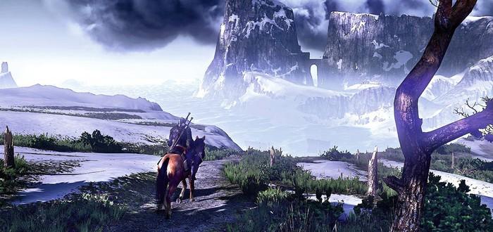 Новый лайв-экшен Witcher 3
