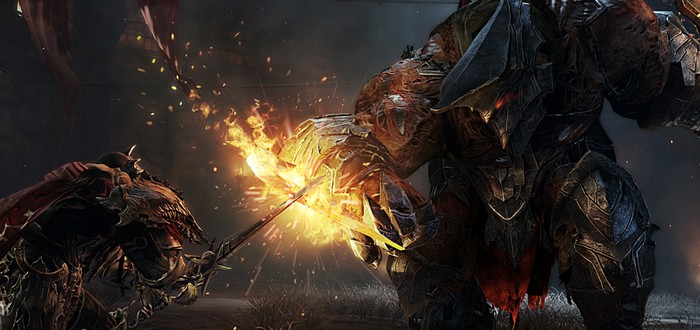 Геймплейный трейлер Lords of the Fallen для Comic-Con 2014