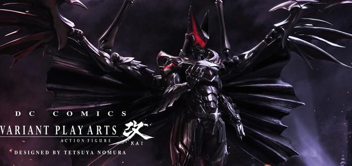 Дизайн Бэтмена от создателя Final Fantasy