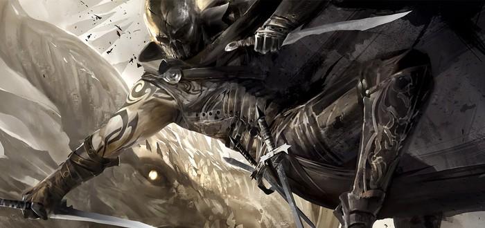 Timelapse в Guild Wars 2