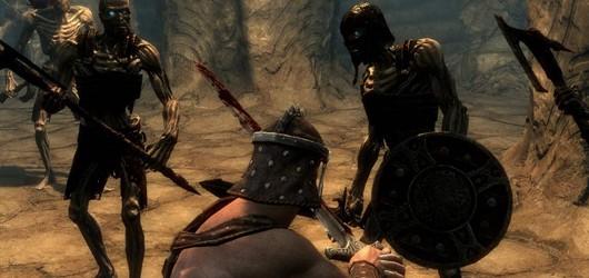 Прокачка The Elder Scrolls V: Skyrim