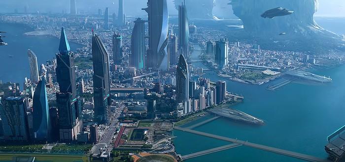 Планеты и станции Star Citizen