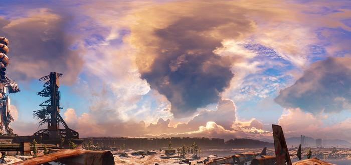 В Destiny одни из самых красивых небес среди игр