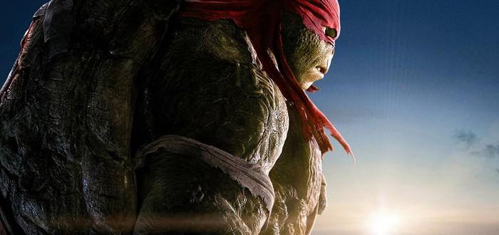 """Постер Teenage Mutant Ninja Turtles вызвал недовольство из-за релиза """"11 Сентября"""
