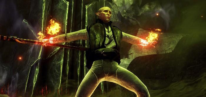 Новый геймплейный трейлер Dragon Age: Inquisition – боевая система