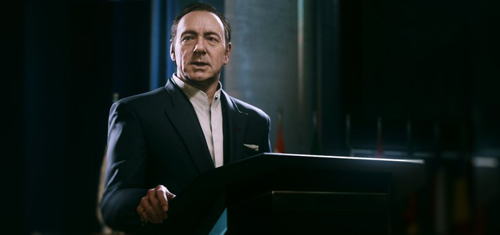 Прав тот, у кого власть – трейлер Call of Duty: Advanced Warfare