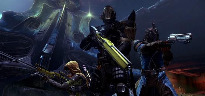 В бете Destiny приняло участие более 4,5 миллионов игроков