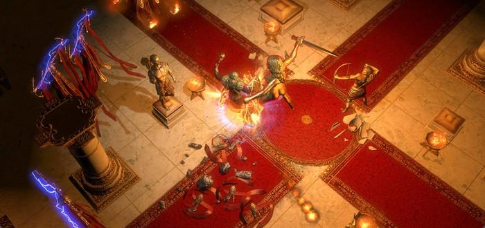 Path of Exile получит новое дополнение в Августе
