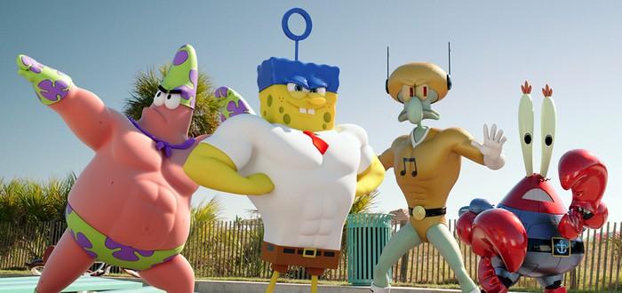 Трейлер фильма The SpongeBob Movie: Sponge Out of Water