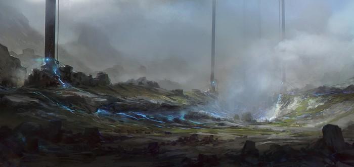 Видео с презентации нового Mass Effect на Comic-Con 2014
