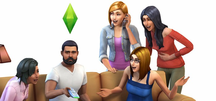 17 минут Sims 4