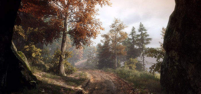 Новые скриншоты The Vanishing of Ethan Carter