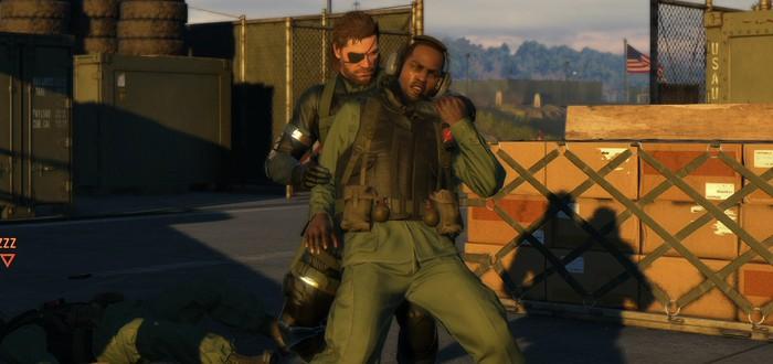 MGS5: Ground Zeroes на PS4 продали в три раза больше, чем на Xbox One