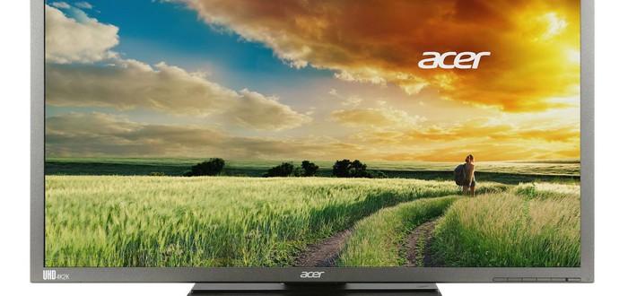 Go Hard: 4K монитор от Acer