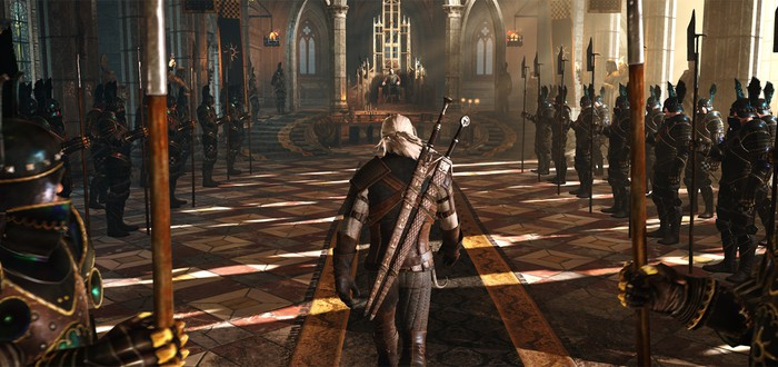 Новый геймплей Witcher 3 покажут на следующей неделе