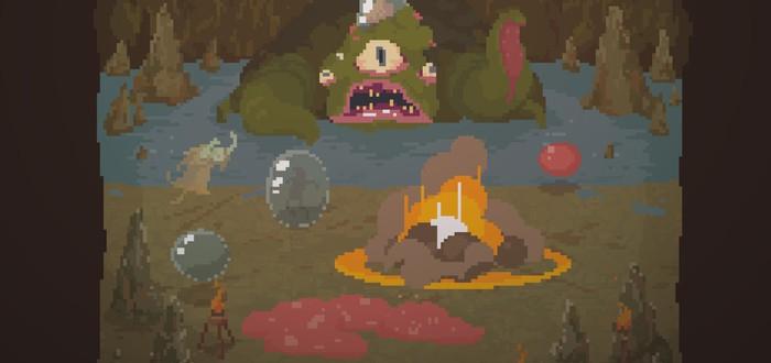 Crawl – мультиплеерный данжен-кроулер в Раннем Доступе Steam