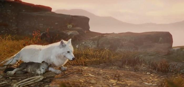 Wild - заберитесь в шкуру волка… или любого другого существа