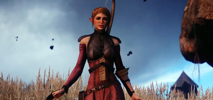 7 минут геймплея Dragon Age: Inquisition на gamescom 2014