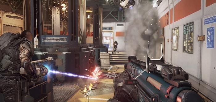 Еще немного геймплея из мультиплеера Call of Duty: Advanced Warfare
