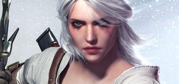 Новые концепт-арты и скриншоты The Witcher 3: Wild Hunt. Цири и Йеннифер