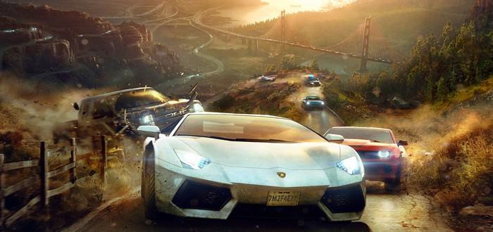 Ubisoft выпустит Xbox 360-версию The Crew