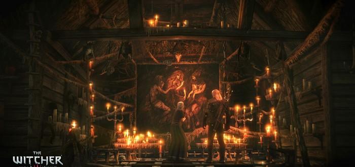 "Геймплейный ""тизер"" The Witcher 3: Wild Hunt"