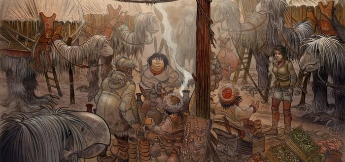 Syberia 3: первые скриншоты и сюжет
