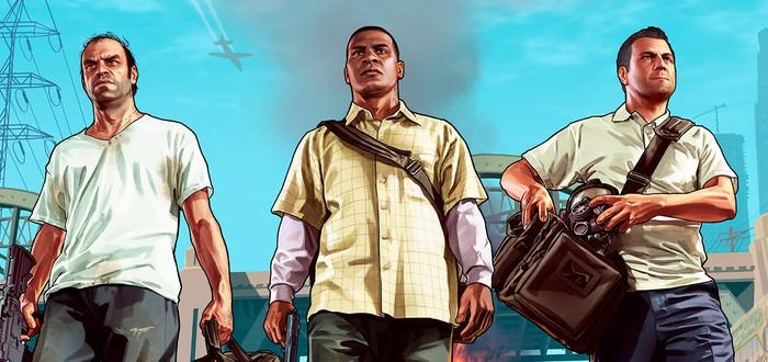 Sony: отсутствие GTA 5 на gamescom - не страшно