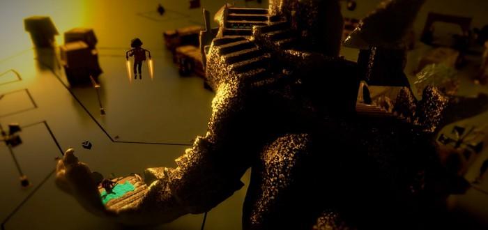 PS4-эксклюзив The Tomorrow Children использует технологию трассировки лучей