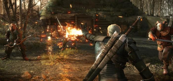 Геймплей Witcher 3 на gamescom 2014 снят с PC-версии