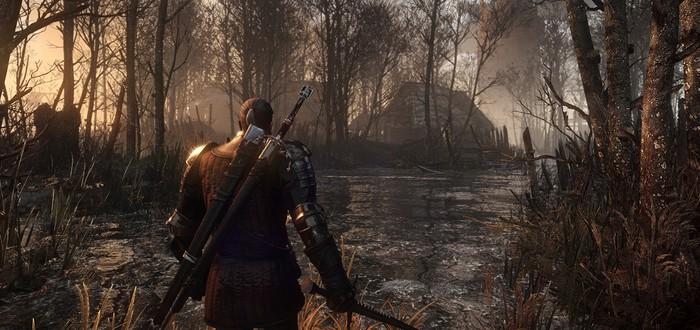 Расширенное геймплейное демо Witcher 3 на gamescom 2014