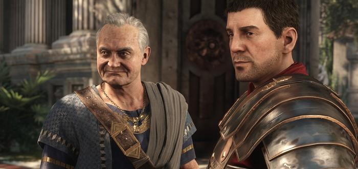 Ryse: Son of Rome будет поддерживать Mantle на PC