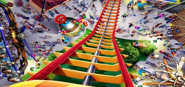 В RollerCoaster Tycoon World НЕ будет микротранзакций