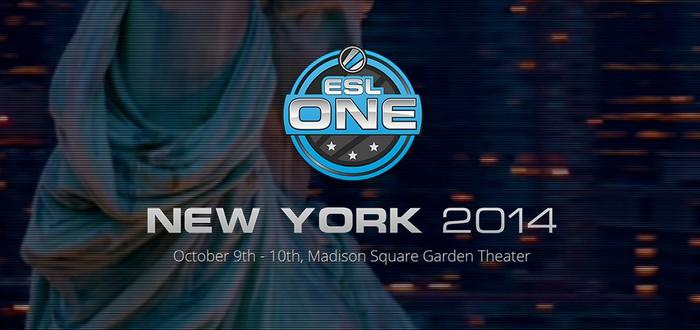 DotA 2 отправляется в Мэдисон-сквер-гарден на крупнейший e-спорт эвент в истории Нью-Йорка