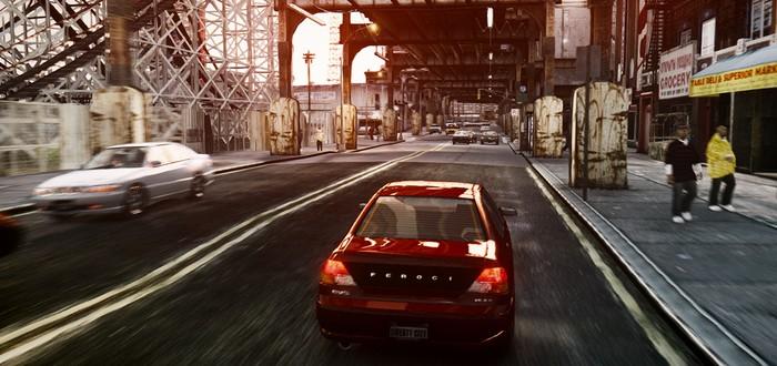 Эпичный фанатский трейлер Need For Speed Underground 3 в GTA 4