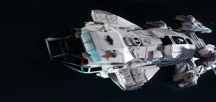 Star Citizen заработал $1.3 миллиона за выходные на космических кораблях