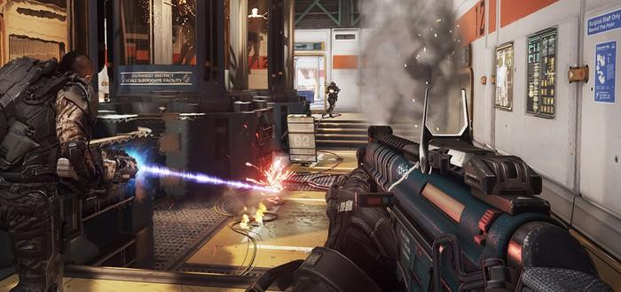 Call of Duty: Advanced Warfare не будет работать в 1080p?