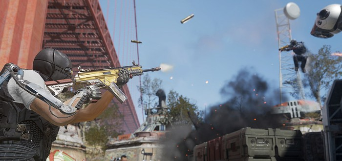 В Call of Duty: Advanced Warfare будет режим от третьего лица