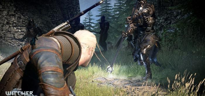 37 минут долгожданного геймлея Witcher 3: Wild Hunt