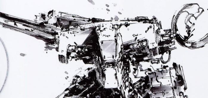 Косплей Metal Gear REX