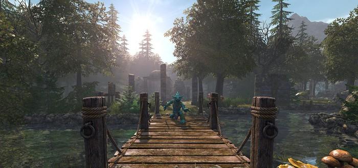Первый тизер Legend of Grimrock 2