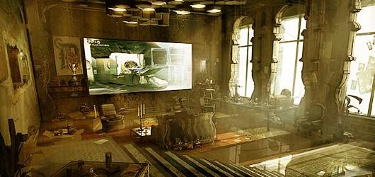 Deus Ex: Human Revolution – создавая будущее